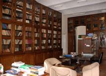 Одељење за издавачку делатност и библиотека