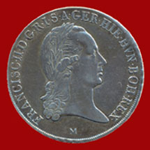 Numizmatika od 18. do 20. veka, metalni novac