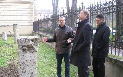 Посета Оскара Бендикта, заменика шефа делегације ЕУ у Србији