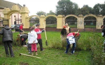 Волонтерска акција у Кулпину