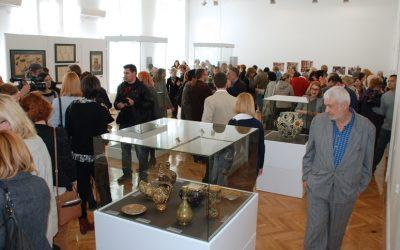 Жолнаи керамика у Музеју Војводине