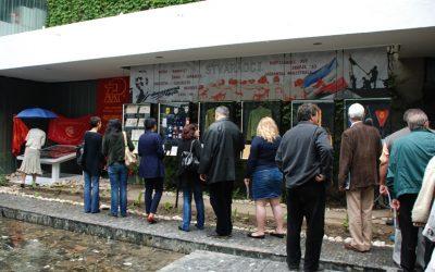 Отворена је изложба поводом 70 година од прве Омладинске радне акције