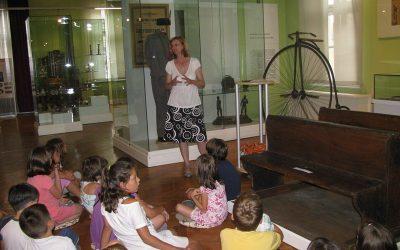 Дечје лето у Музеју Војводине