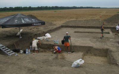 Истраживања археолошког локалитета Борђош