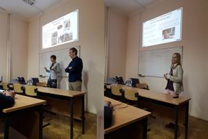 Предавање наших стручњака на Универзитету у Сегедину