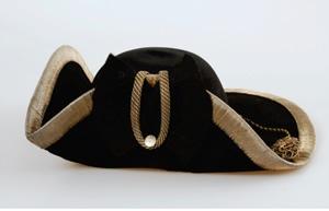 Конзервација и рестаурација шешира грофа Хадика