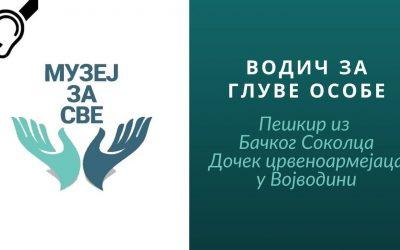 Пешкир из Бачког Соколца – Дочек црвеноармејаца у Војводини
