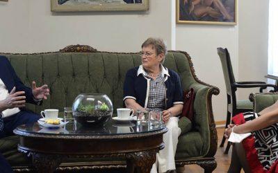 Амбасадор Мађарске у посети Музеју