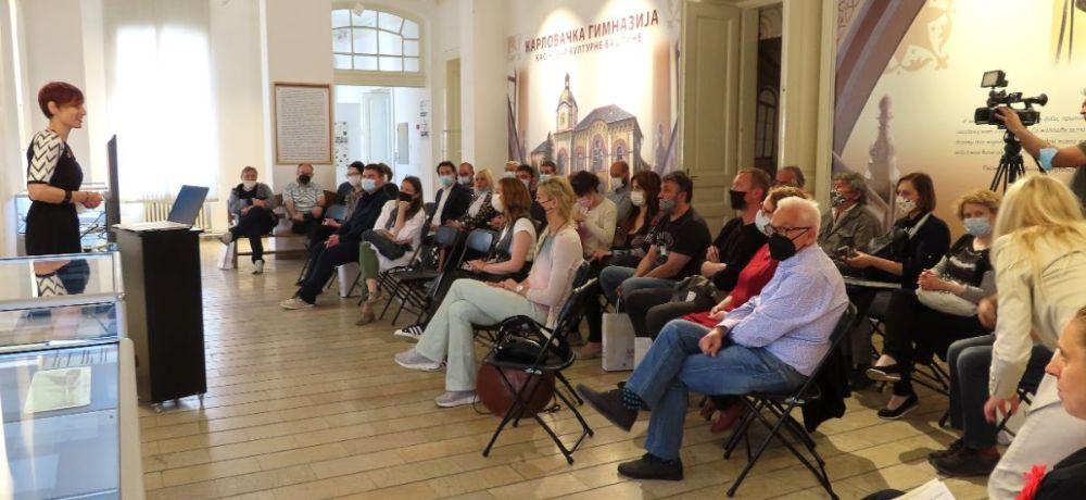 Сусрет директора покрајинских музеја у Музеју Војводине