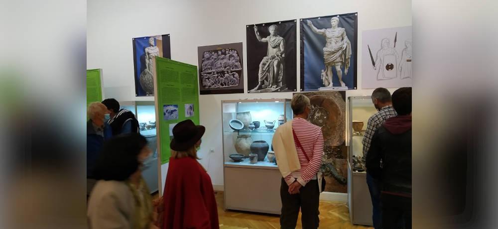 Отворена изложба Дунавске Игре престола – уздизање и пад варвара
