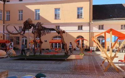 Muzej Vojvodine na Mamutfestu u Kikindi