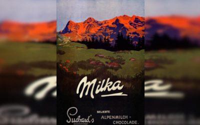 Графички идентитет као моћно оружје у маркетингу на примеру milka чоколаде