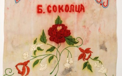Pozdrav gradu mučeniku i heroju – peškir iz Bačkog Sokolca