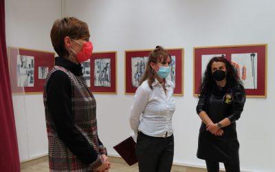 """Отворена изложба """"Љубавници у пандемији"""""""