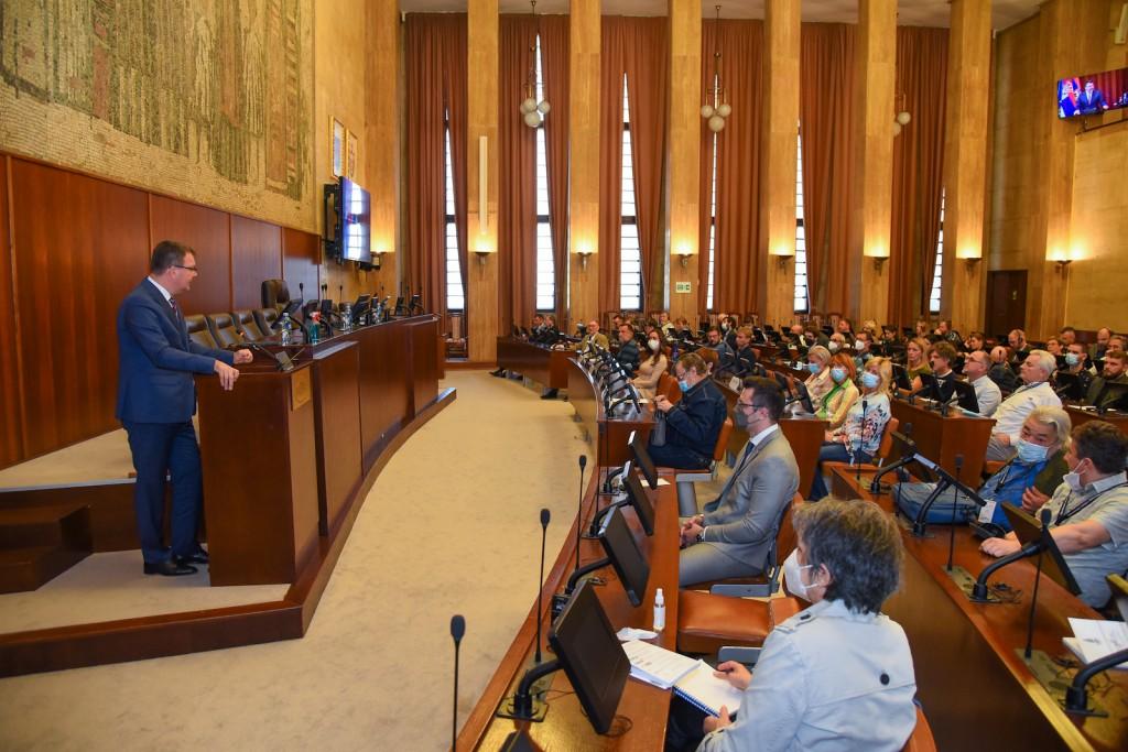 Otvorena Međunarodna arheološka konferencija Sloveni i njihovi susedi u 1. milenijumu n.e.